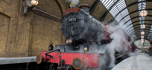 Image result for Hogwarts Express: orlando florida