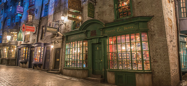 Diagon Alley™ Shops |Universal Studios