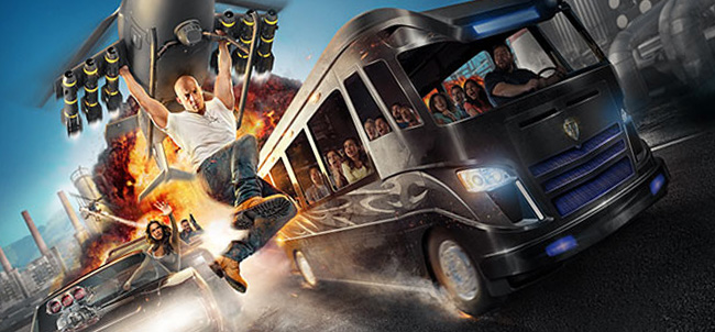 Fast & Furious – Supercharged™ at Universal Studios Florida™