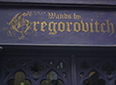 Diagon alley shops universal studios for Gregorovitch wands