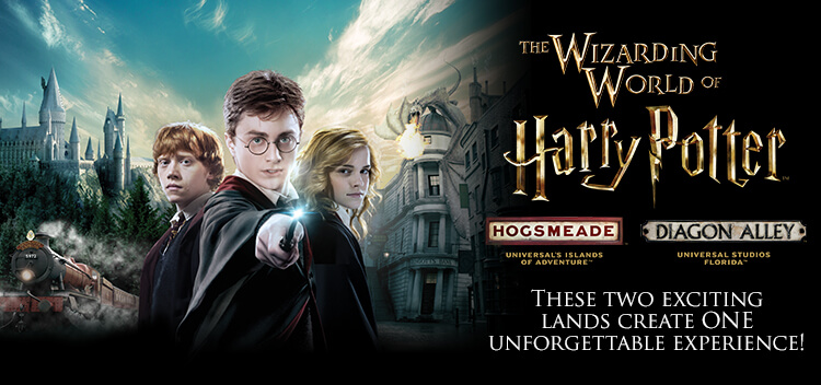 19a127fac56 The Wizarding World of Harry Potter™ at Universal Orlando Resort™